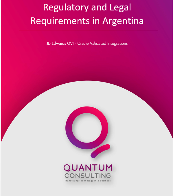 Regulatory and Legal Requirements in Argentina