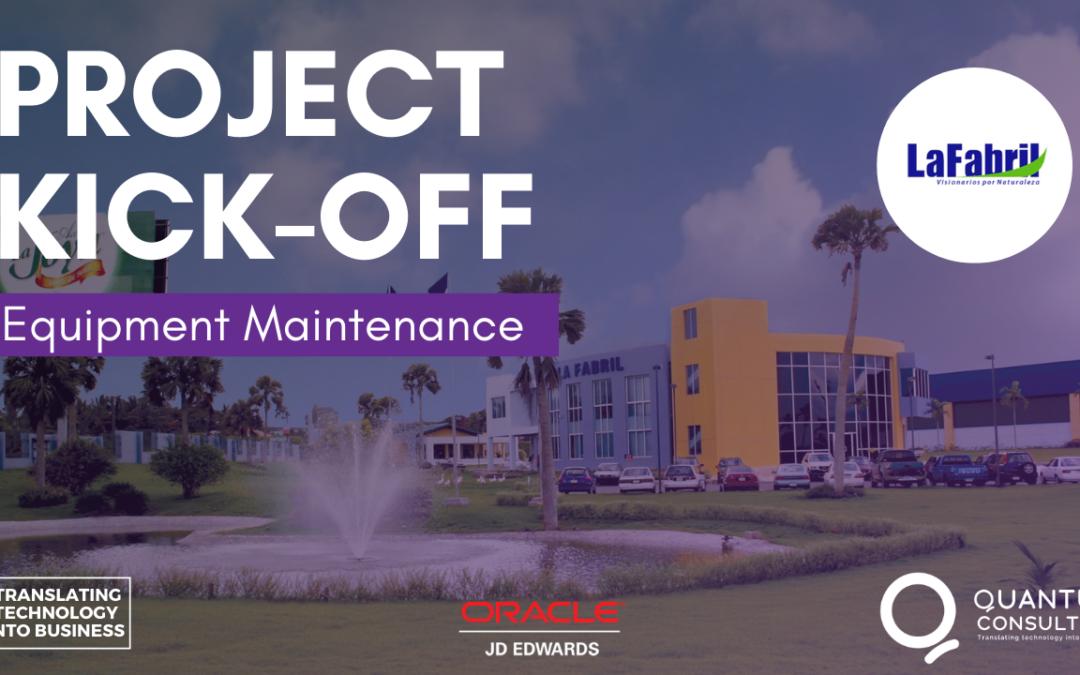 Project Kick-off